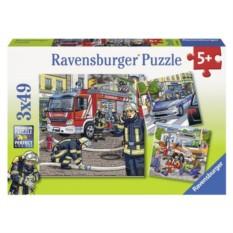 Пазл Службы помощи от Ravensburger