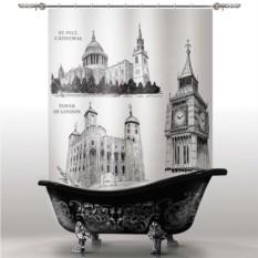 Шторка для ванны Лондон