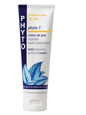 Лечебный крем для сухих волос 50 мл Phyto-7