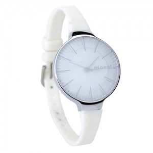 Часы Monol misty (белые)