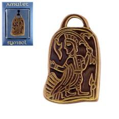 Амулет-подвеска Бог Хорс