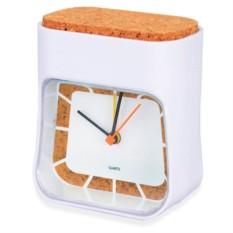 Часы настольные Cork