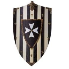 Геральдический настенный щит