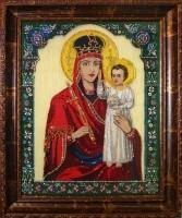 Икона «Образ Святой Богородицы Призри на Смерение»