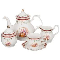 Чайный сервиз на 6 персон Царский