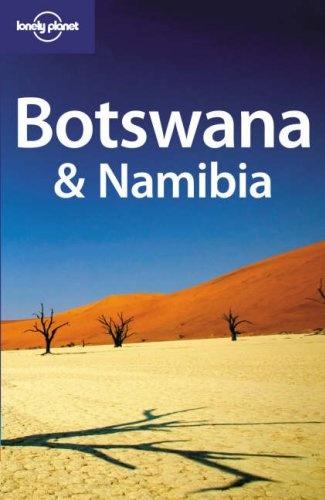 Путеводитель Lonely Planet «Ботсвана и Намибия»