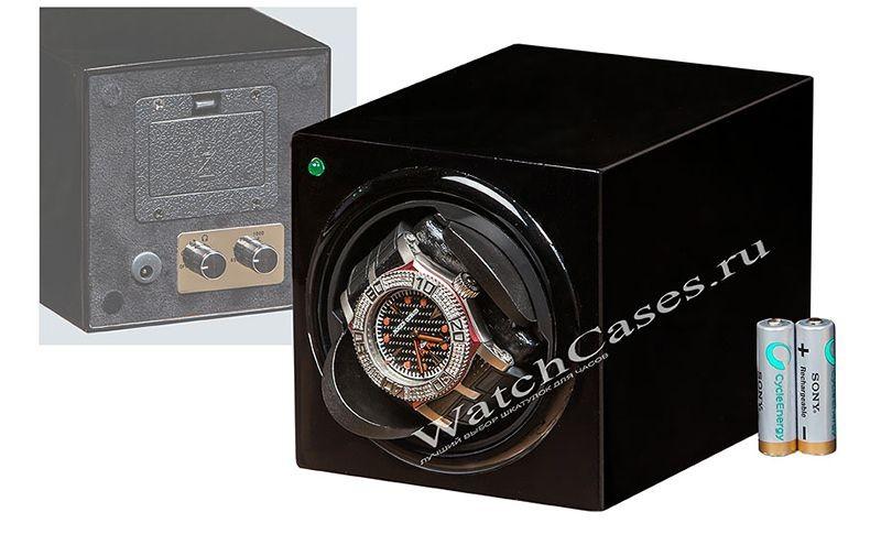 Шкатулка для часов с автоподзаводом (таймувер)