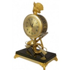 Часы-барометр Охота