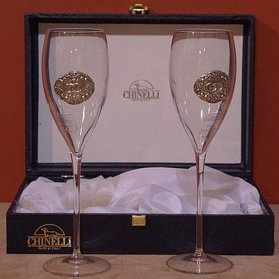Набор свадебных бокалов