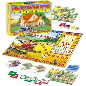 Экономическая игра «Фермер»