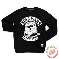 Хлопковая толстовка-свитшот Star Wars
