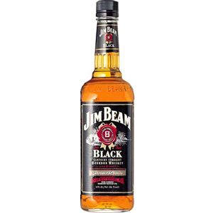 Виски Jim Beam. Black. Kentucky Straight Bourbon