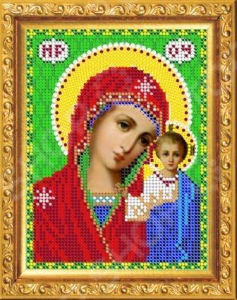 Набор для вышивания бисером «Пресвятая Богородица Казанская»
