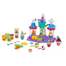 Пластилин Hasbro Play-Doh Замок мороженого