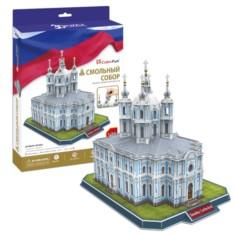 3D пазл Cubic Fun Смольный Собор (Россия)