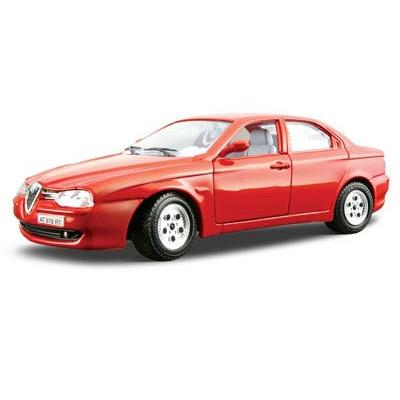 Машина Alfa Romeo156 1/24