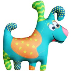 Игрушка-антистресс Весёлый щенок