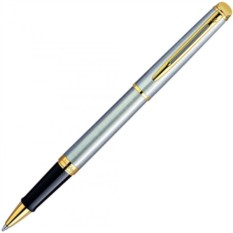 Роллерная ручка Waterman Hemisphere Stainless Steel G.T.