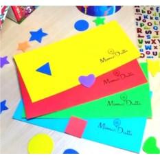 Конверт для подарка в виде денег или открытки
