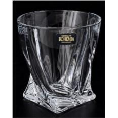 Набор стаканов для виски Quadro