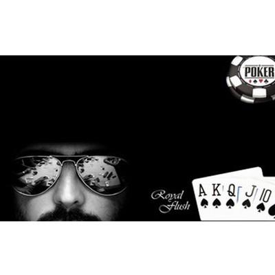 Обложка для паспорта Покер