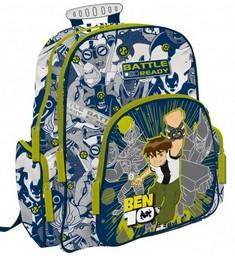 Ортопедический рюкзак с EVA-спинкой Ben 10
