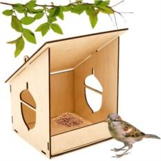 Кормушка для птиц «Желудь»