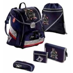 Школьный рюкзак с наполнением Пиратский корабль от Hama