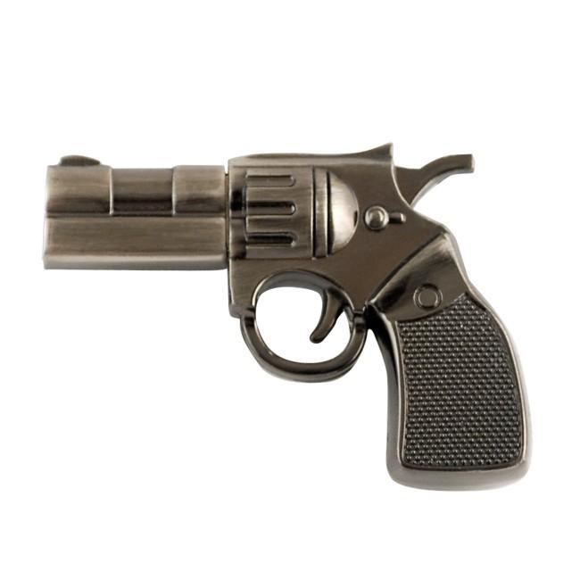 Флешка в виде револьвера GUN (8 Gb)