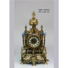 Часы из бронзы Machado