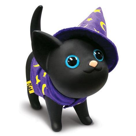 Копилка «Котёнок в костюме волшебника»