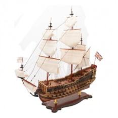 Модель корабля линкор HMS Prince