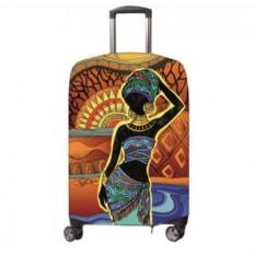 Чехол для чемодана Africa
