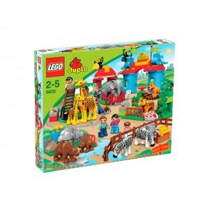 Набор Lego «Зоопарк»