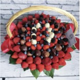 Корзина ягод L №4