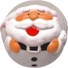 Игрушка-антистресс Серый Дед Мороз
