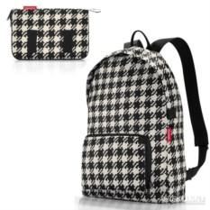 Cкладной рюкзак mini maxi fifties black