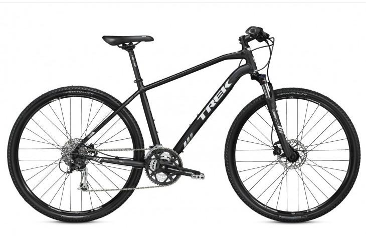 Городской велосипед Trek 8.4 DS (2016)