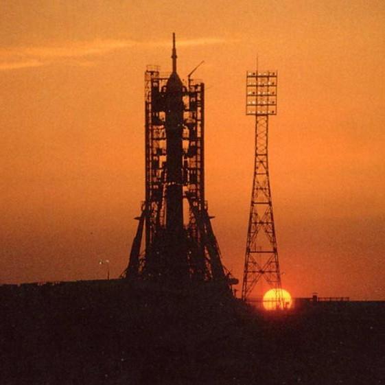 Сертификат: Экскурсия на космодром Байконур
