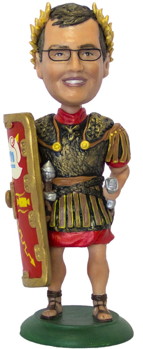 Статуэтка по фото для мужчины «Это Спарта!»