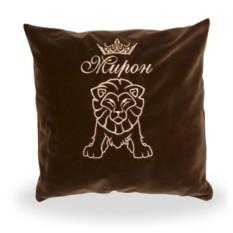Именная подушка для мальчиков