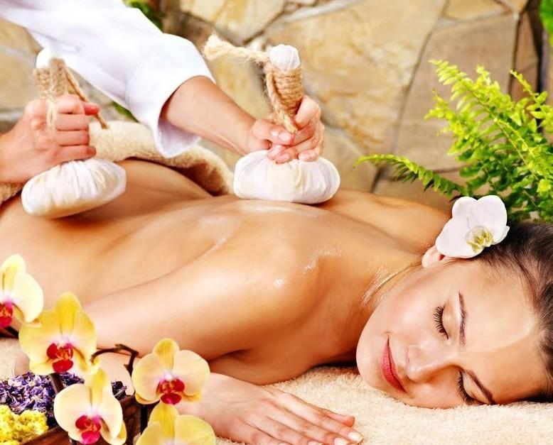 Spa-программы для одного или двоих в салоне массажа «Алмаз»