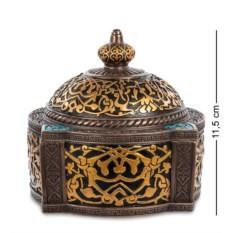 Шкатулка с орнаментом Арабеска