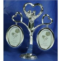 Фоторамка-дерево Влюбленная пара