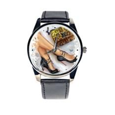Часы с принтом Life style