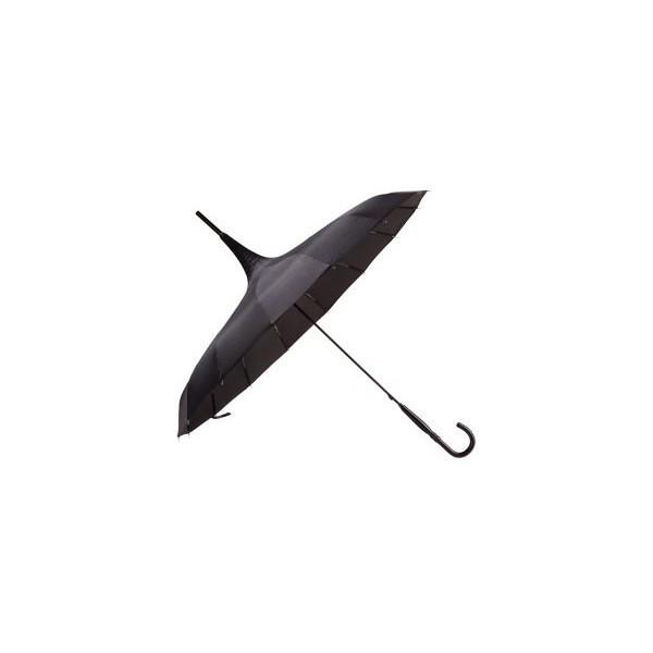 Зонт Пагода, черный