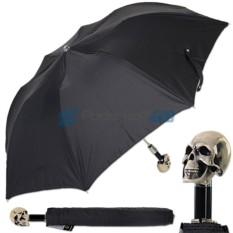 Мужской зонт складной Pasotti Auto Capo Osso