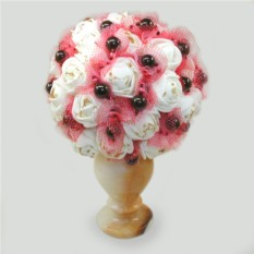 Цветы из граната Гранатовый букет