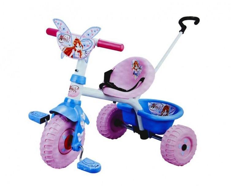 Велосипед Smoby Winx