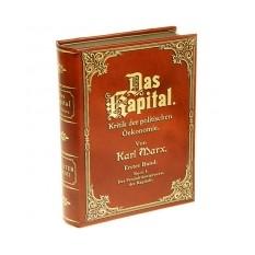 Книга-шкатулка «Das Kapital»